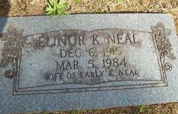 Elinor Katherine Neal
