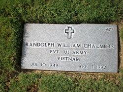Randolph William Chalmers