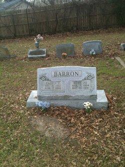 Ruby Jo <i>Morris</i> Barron