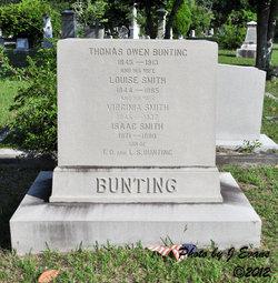 Louise <i>Smith</i> Bunting