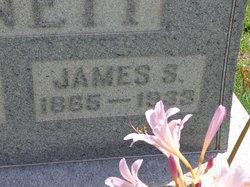 James S Arnett