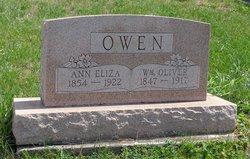 Anna Eliza <i>Muncil</i> Owen