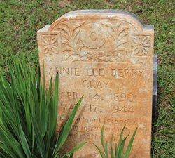 Annie Lee <i>Berry</i> Clay