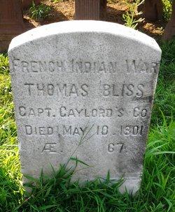 Thomas Bliss
