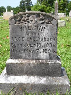 Wilbur Alexander