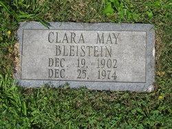Clara May <i>Decker</i> Bleistein