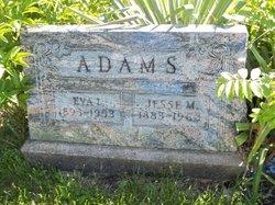 Eva Isabell <i>McClurg</i> Adams