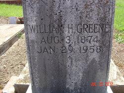 William H Greene