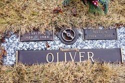 Mary M. <i>Bouck</i> Oliver