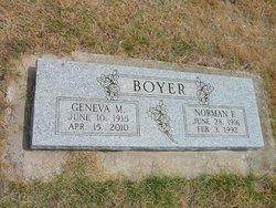 Geneva M <i>Lovelace</i> Boyer