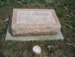 Hazel L <i>Tremaine</i> Palmerton