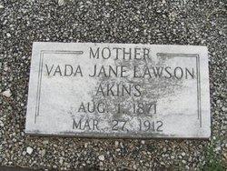 Vada Jane <i>Lawson</i> Akins