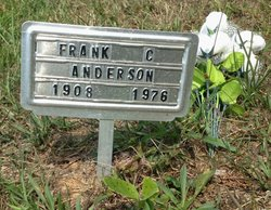 Franklin Claridge Frank Anderson
