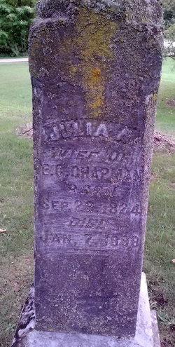 Julia Ann <i>Murray</i> Chapman