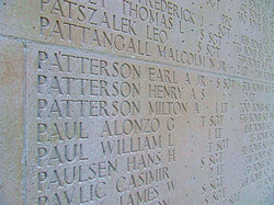 SSgt Earl A Patterson, Jr