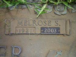 Melrose <i>Shepard</i> Barber