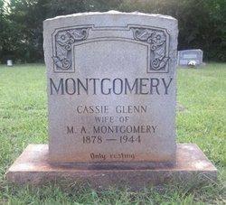 Cassandra Cassie <i>Glenn</i> Montgomery