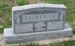 Ruby Louise <i>Waggoner</i> Baumbauer