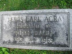 Lewis Earl Acra
