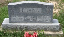 Lela Frances <i>Spencer</i> Brane