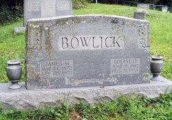 James Martin Bowlick