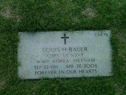 Louis Hallowell Bauer