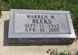 Warren William Beeks