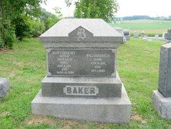 Mary <i>Ankeny</i> Baker