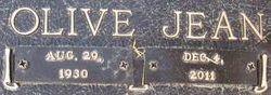 Olive Jean <i>Perkins</i> Birr