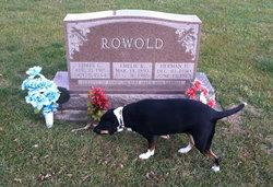 Sgt Edwin Conrad Ed Rowold