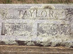 Florence Z <i>Bullington</i> Taylor