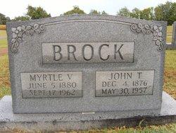 Myrtle Brock