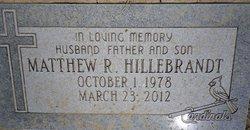 Matthew R. Hillebrandt