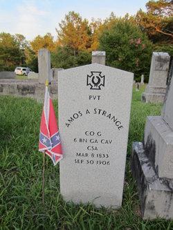 Amos Alexander Strange