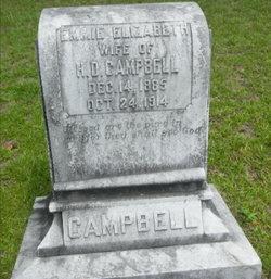 Emmie Elizabeth Campbell