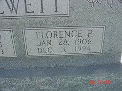 Florence P Prewett