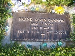 Frank Alvin Cannon