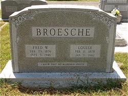 Frederick William Broesche