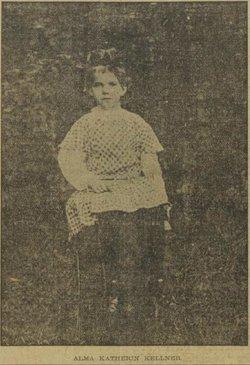 Alma Katherine Kellner