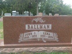 Lena C <i>Vollmer</i> Ballman