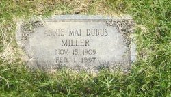 Annie Mai <i>Dubus</i> Miller