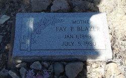 Fay P Blazer