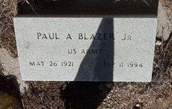 Paul Almer Blazer, Jr