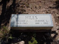 Queenie L Hiles