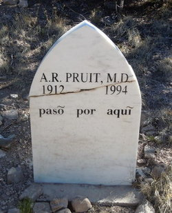 A Russell Pruit