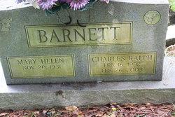 Mary Helen <i>Lanning</i> Barnett