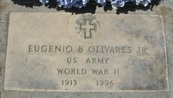 Eugenio B Olivares, Jr