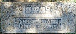 Andrew Howell Davis