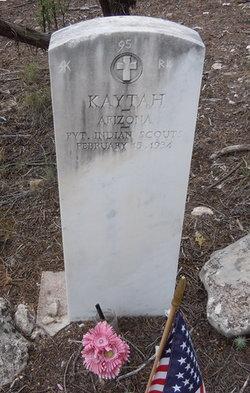 Scout Kaytah