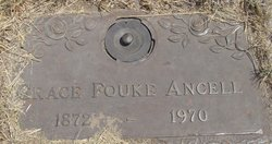 Grace <i>Fouke</i> Ancell